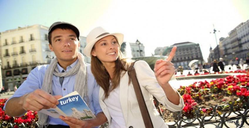 2019'un 11 ayında Türkiye'ye gelen turist sayısı açıklandı