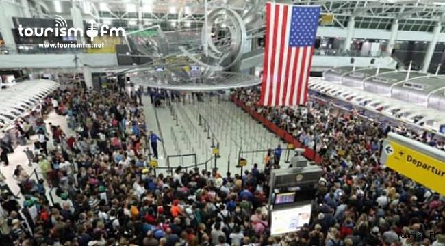 ABD 1,5 yıl aradan sonra kapılarını tam aşılı yabancılara açıyor!