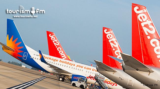 Jet2 Türkiye kapasitesini artırdı