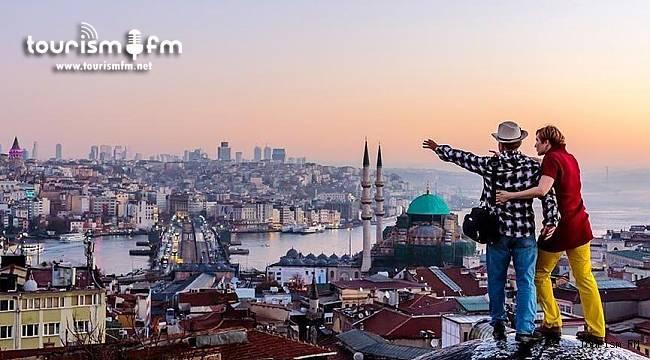 Rus turistin sonbahar tatilinde gözdesi İstanbul