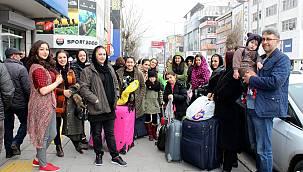 Sınır kapısı açıldı, İranlı turist akınıyla otel dolulukları yüzde 90 oldu