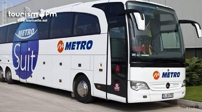Taciz ve kazalarla gündemde olan Metro Turizm'de yolcunun valizi çalındı!