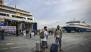Türkiye ile turistik gemi seferlerinin yeniden başlatılacağını duyurdular!