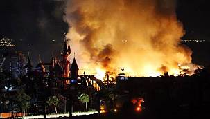 Yakıt tankı patlayan Bodrum'daki 5 yıldızlı otel alev alev yandı!