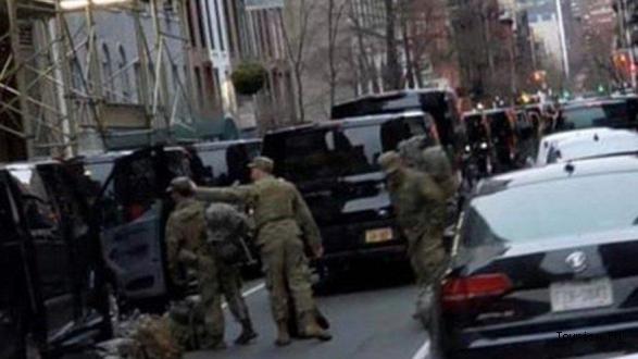ABD'de ordu oteller için sokağa indi!