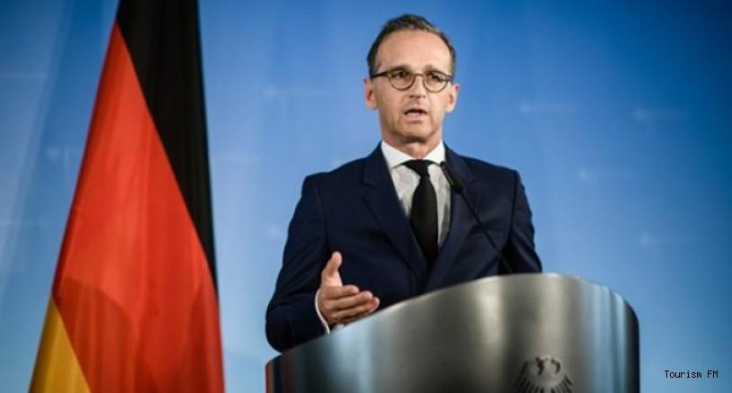 Alman Bakan seyahat uyarısının kalkacağı tarihi açıkladı