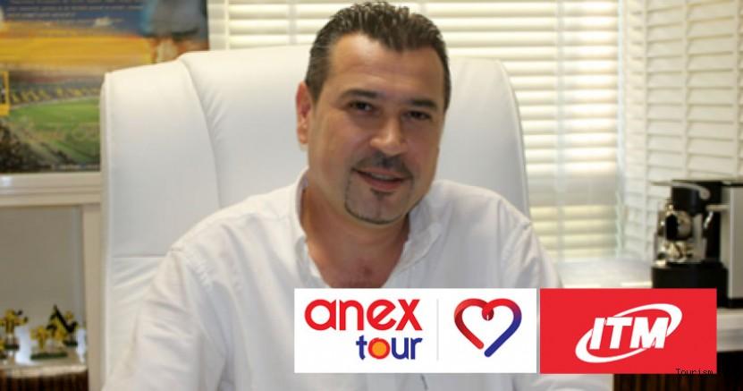 Anex Tour INTOURMARKET 2020'de yerini aldı