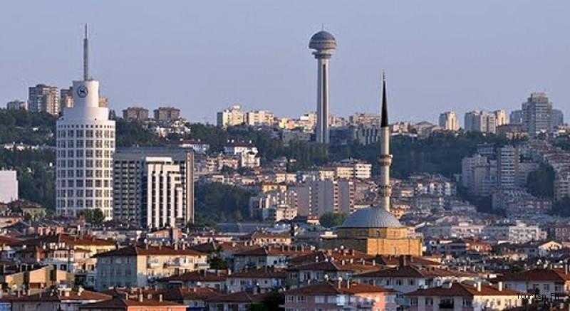 Ankara otelleri koronavirüs salgınında sınıfta kaldı!