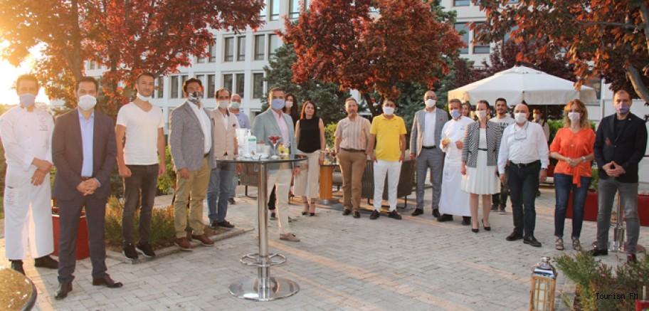 Ankara Sheraton Hotel, Garden Terrace Restaurant'tan yaza merhaba etkinliği
