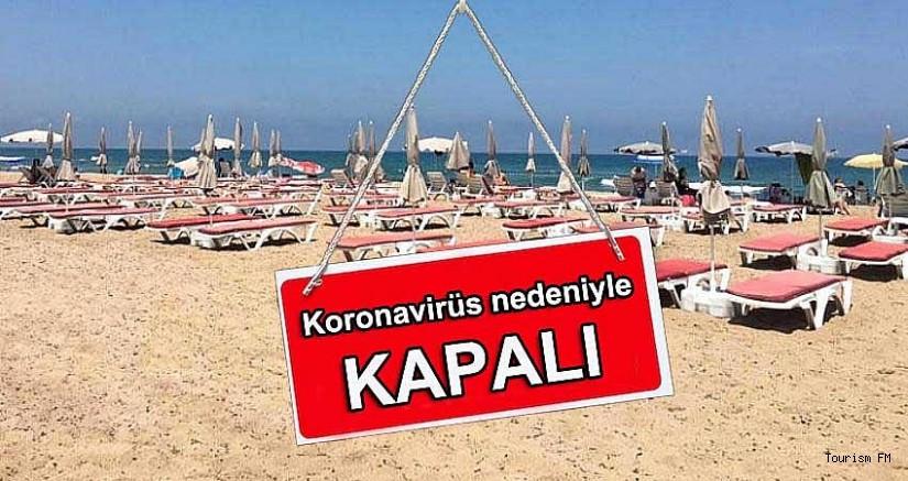 Antalya turizmi dibi gördü