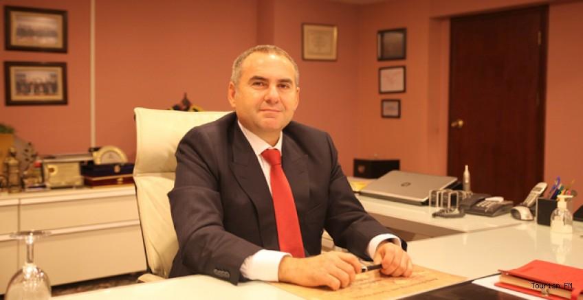 """ATİD Başkanı Akman: """"Anadolu'yu tanıtmak için her fırsatı değerlendireceğiz"""""""