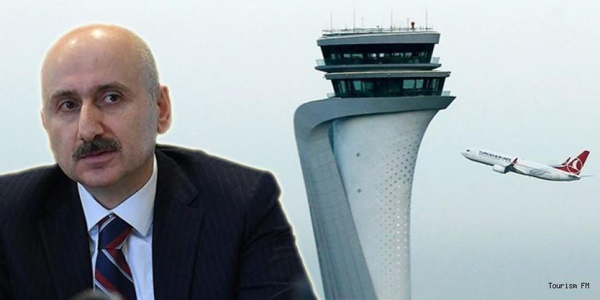 Bakan Karaismailoğlu iç hatlarda ilk uçuş tarihi ve yerini açıkladı! Biletler satışa açıldı