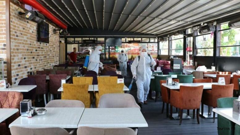Bakan Koca'dan restoran ve kafelerin açılış tarihi ile ilgili açıklama