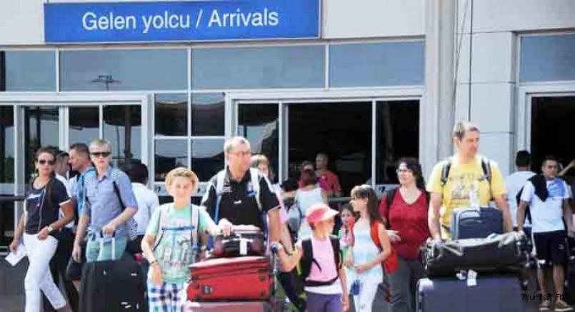Bakanlık açıkladı! İşte Türkiye'ye gelen turist sayısı