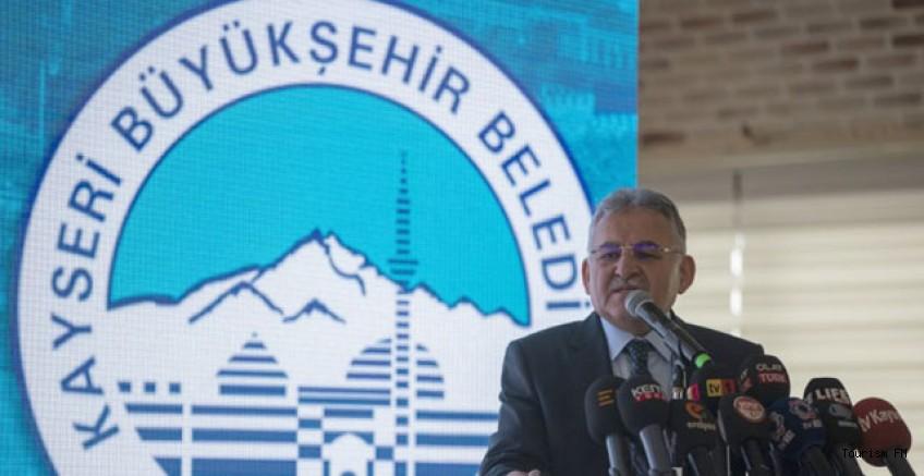 Başkan Büyükkılıç'tan Kayseri ve Erciyes'e otel yatırımı çağrısı