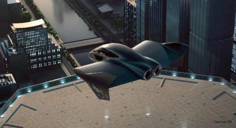 Boeing ve Porsche ortaklığı! Uçan otomobil üretecekler