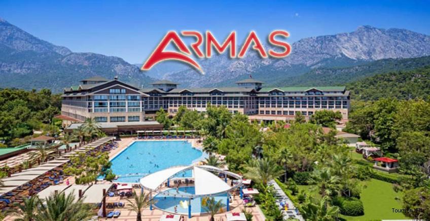 Bünyesine kattığı 398 odalı tesisle otel sayısı 17'ye yükseldi!