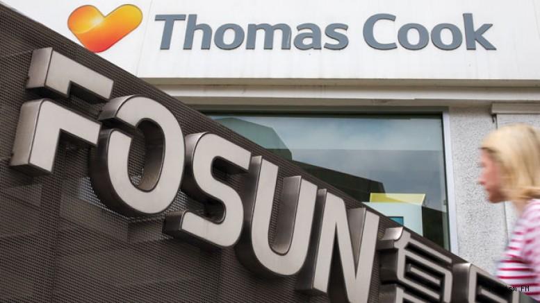 Çinli Fosun Thomas Cook ve alt markalarını alıyor
