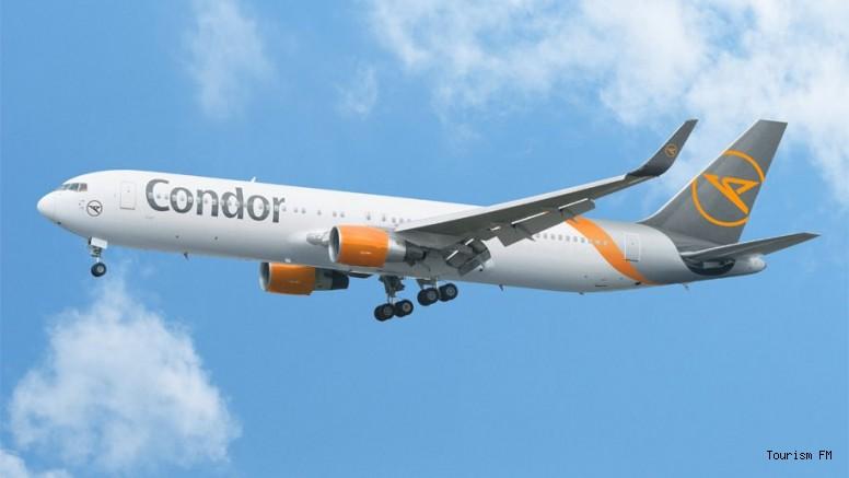 Condor, Türkiye'nin de dahil olduğu 29 tatil destinasyonuna uçuşlara başlıyor