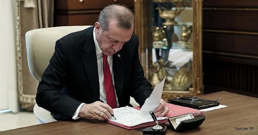 Cumhurbaşkanı Erdoğan İmzaladı! 30 turizm merkezi iptal edildi