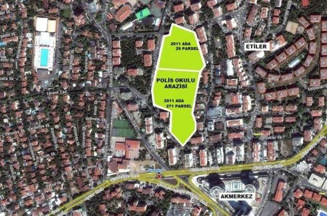 Dev araziye yapılacak otel, AVM ve rezidans projesine mahkemeden iptal