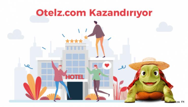 Doluluk oranını artırma garantili rezervasyon platformu Otelz.com