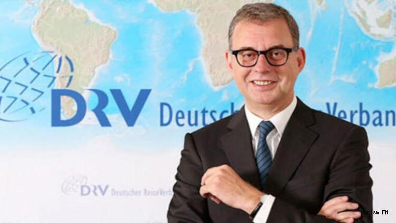 DRV Başkanı Fiebig'den yurt dışı seyahatlerle ilgili pozitif yaklaşım