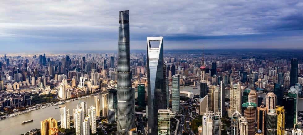 Dünyanın en yüksek oteli açıldı!