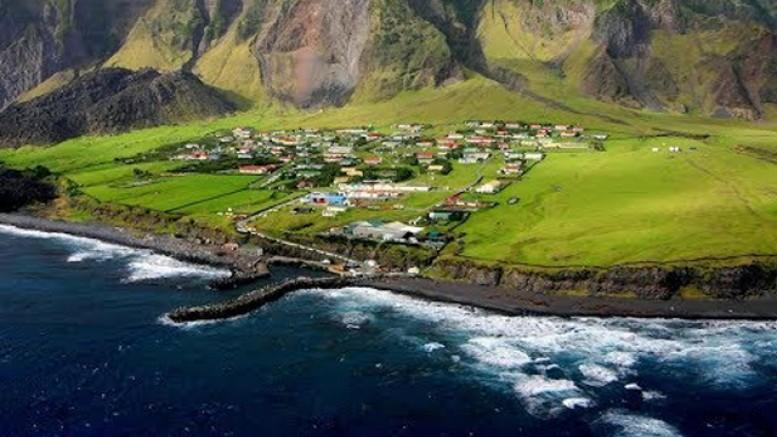 Dünyanın ulaşılması en zor turizm merkezi! Para kullanılmıyor