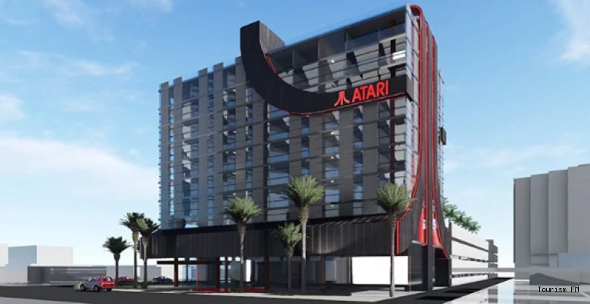Efsane oyun konsolu Atari, otel zinciri kuruyor