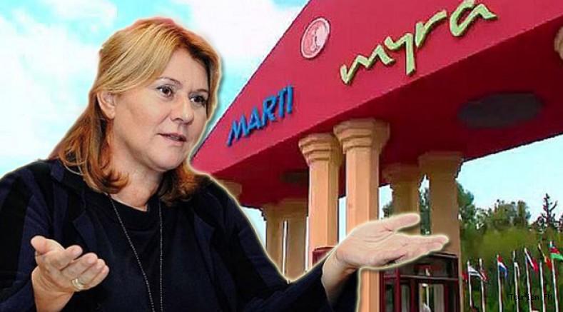 Ekonomik krizdeki Martı Otel hisse satışına devam ediyor!