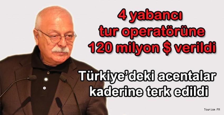 Eski Kültür ve Turizm Bakanı Bahattin Yücel'den flaş iddia!