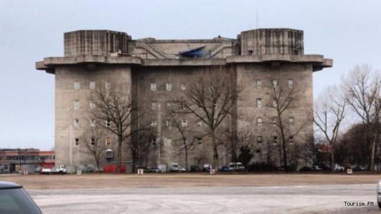 Eski Nazi sığınağı lüks otel oluyor