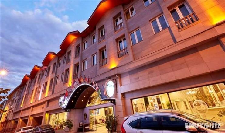 Eskişehir Madame Tadia Otel icradan satışa çıktı
