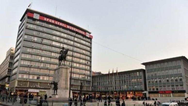 Gençlik ve Spor Genel Müdürlüğü binası 5 yıldızlı otel olacak
