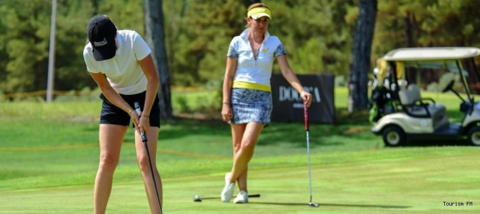 Golf turizminde Antalya'ya rakip oldu