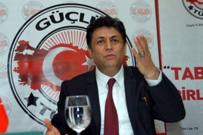 Hasan Erdem fıkra anlatarak TÜRSAB başkan adaylığını açıkladı!