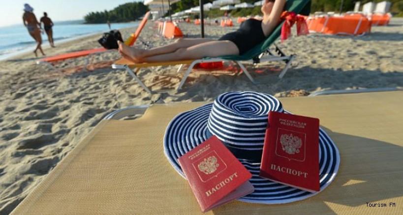 İşte Rus turistin Türkiye'de 1 haftalık her şey dahil tatil için ödediği para