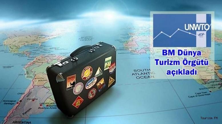 İşte UNWTO verilerine göre Türkiye'nin dünya turizm ligindeki sırası