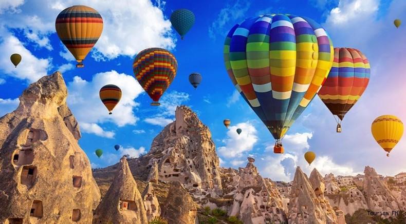 Kapadokya'da balonlar korona önlemleriyle havalanacak