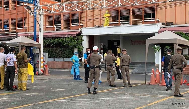 Karantina otelinde intihar! Yedinci kattan atladı