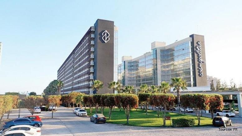 Krizi fırsata çevirdi, 1 milyar TL yatırımla 21'inci otelini Antalya'da açtı!