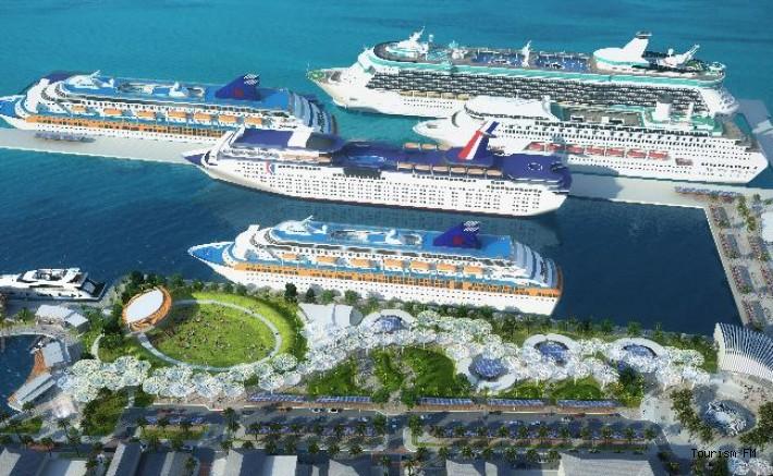 Kruvaziyer turizminde 2021 beklentisi