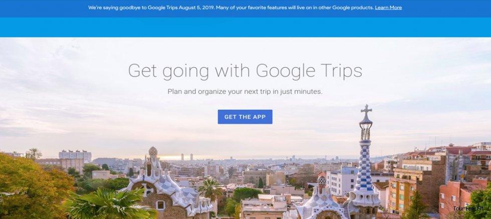 Google'dan seyahat tutkunlarına kötü haber! O uygulamanın fişini çekti