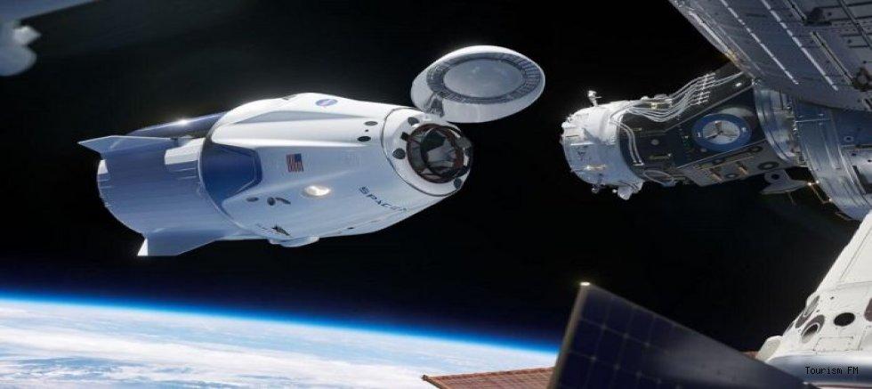 NASA ilk Robot Oteli'ni uzaya gönderdi