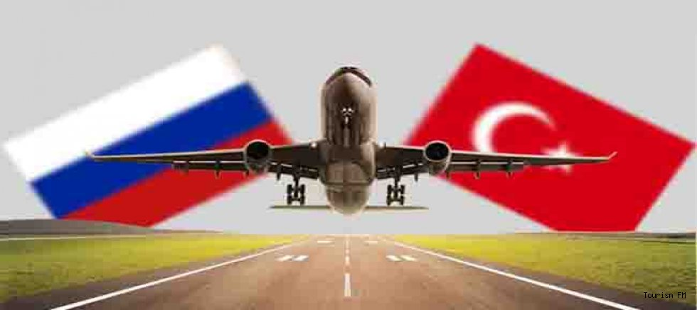 Rusya'nın 13 kentinden daha Türkiye'ye uçuşlar başlıyor