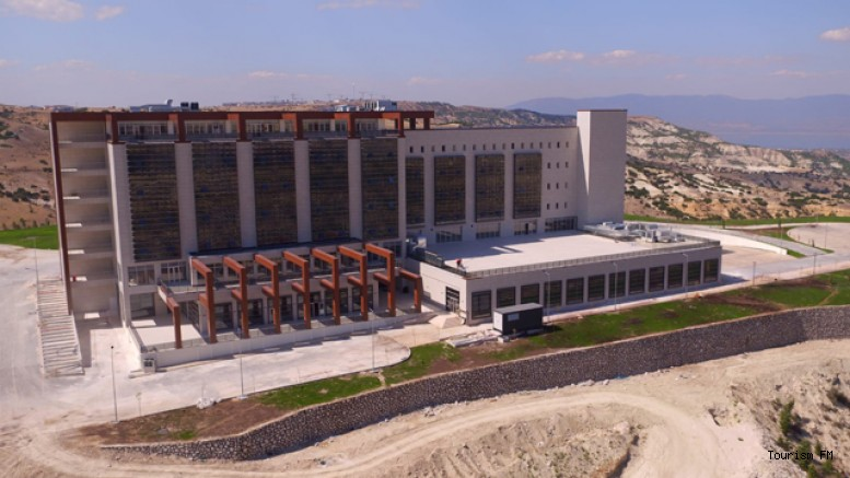 MAKÜ Lavanta Oteli hizmete açıldı