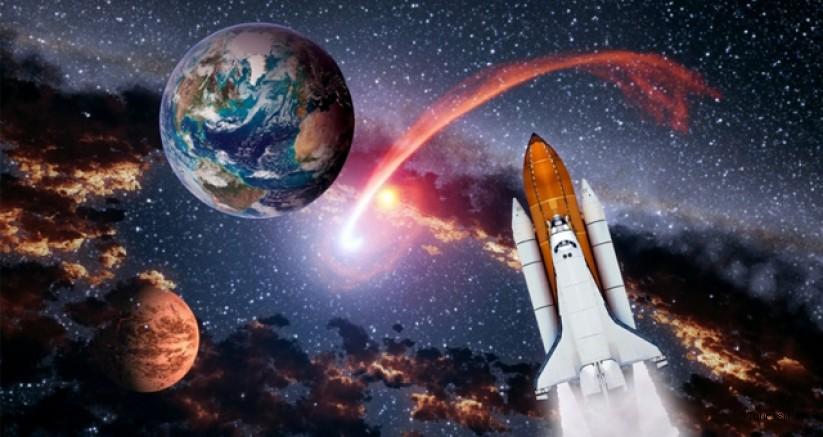 Mars'a seyahatte sona yaklaşılıyor