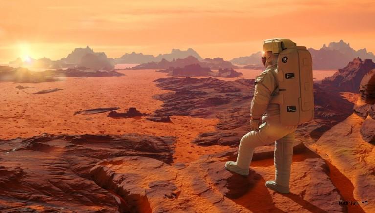 Mars yüzeyine online seyahat başladı!