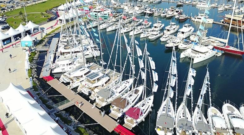 Milyonluk tekneler Tuzla Boat Show'da görücüye çıkacak